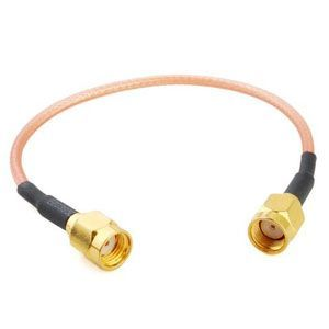 SMA Male to SMA Jumper Cable (15cm/6 in)
