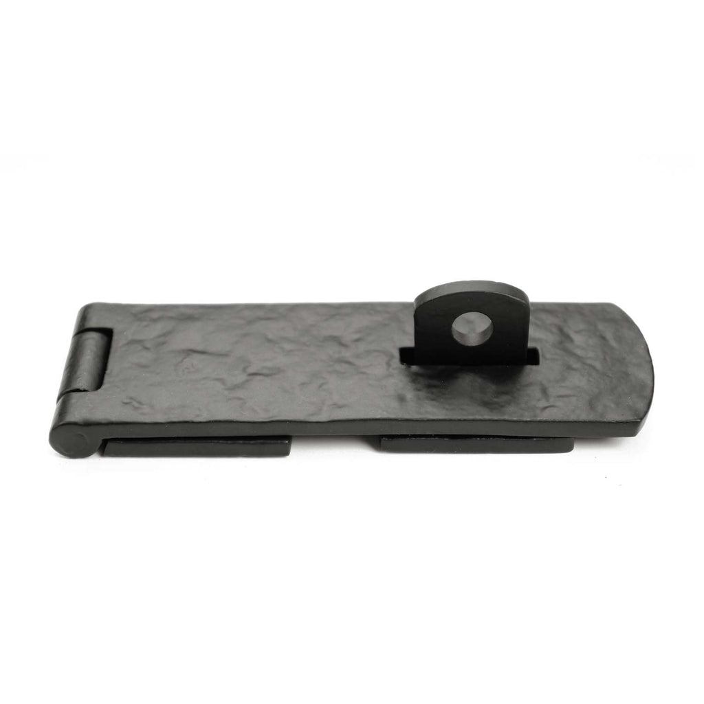 "Cast Iron 4-3/4"" Locking Hasp"