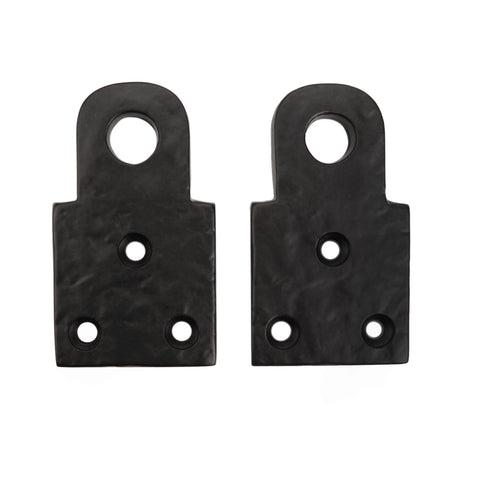 "Cast Iron  1-3/4"" Mortise Lock Plates"
