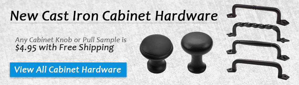 Iron Cabinet Hardware Collections