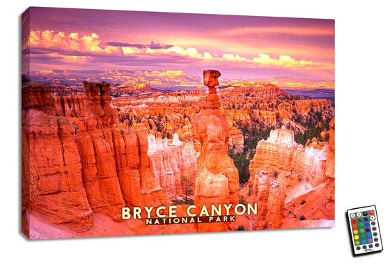 Bryce Canyon - Illuminated Fine Art