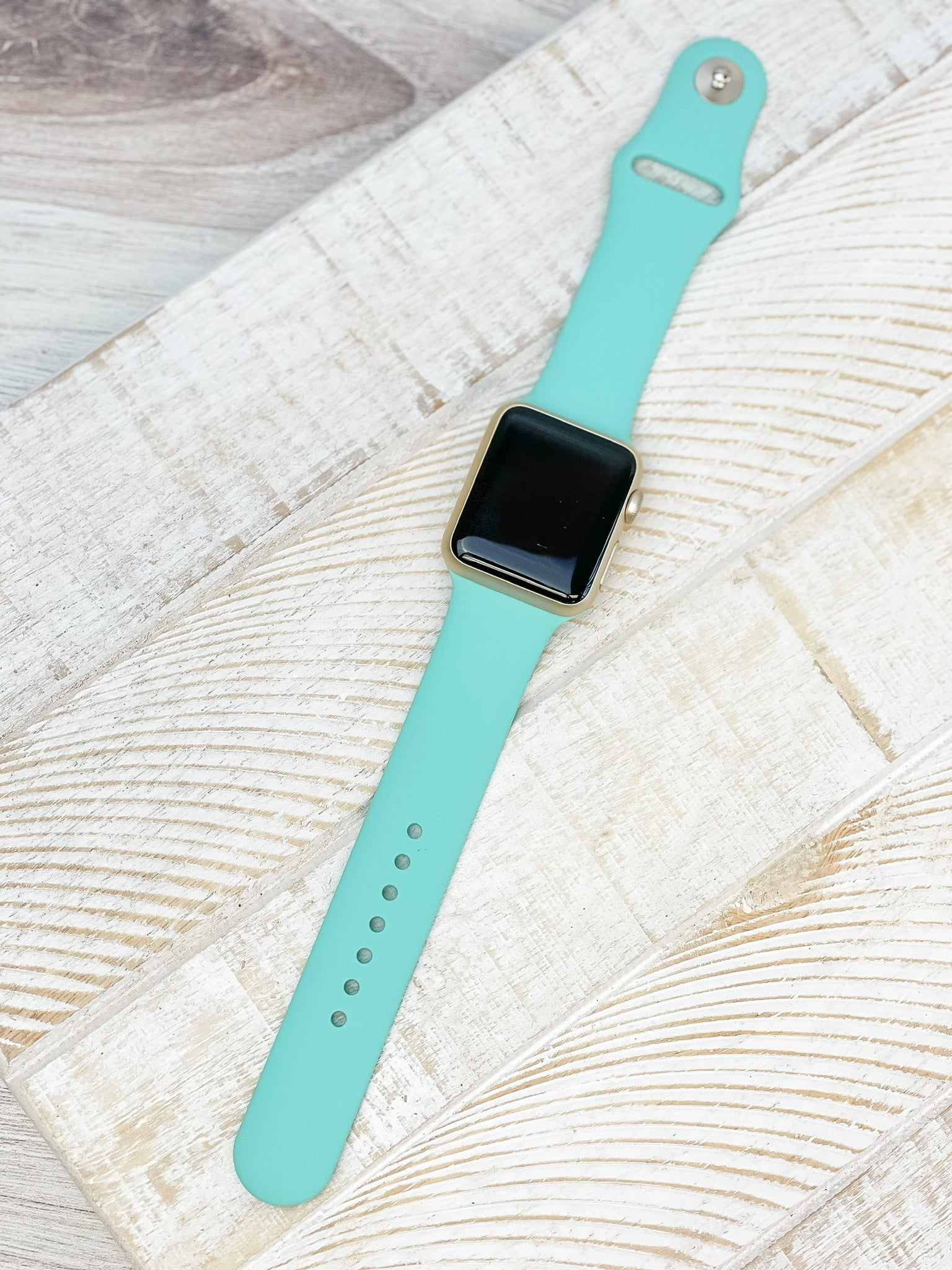 Gold Dipped Feather Dangle Earrings - Turquoise