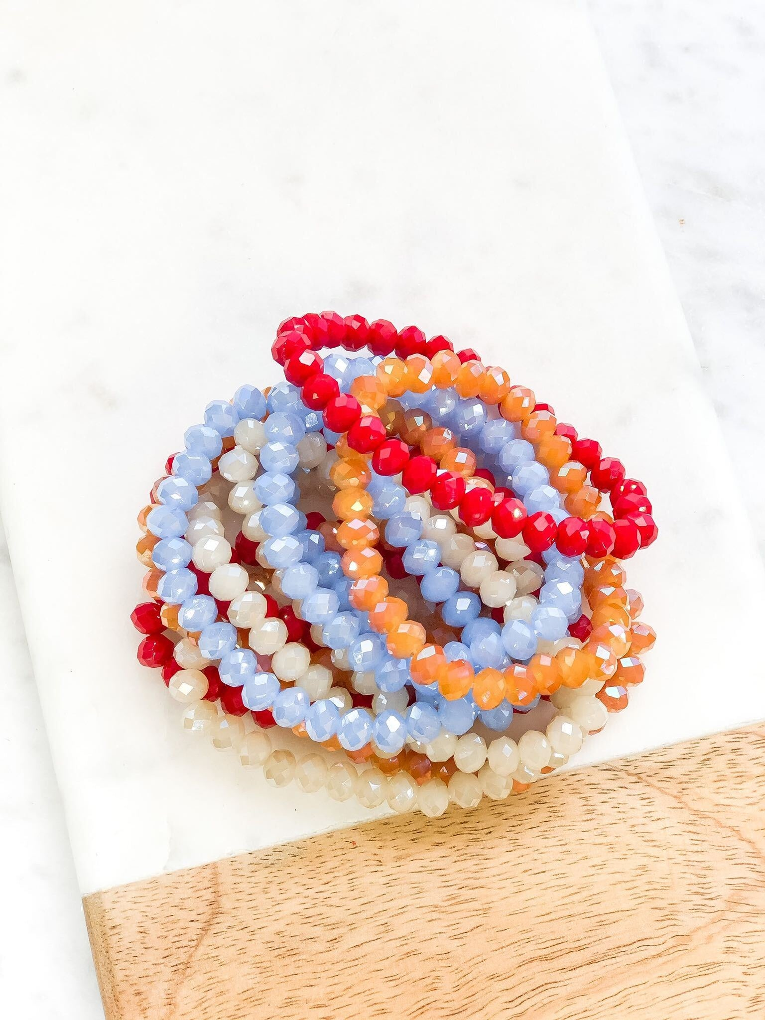 Stretch Bracelet Pack - Set of 10
