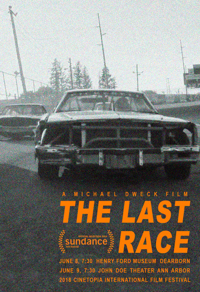 The Last Race - Cinetopia Film Festival Poster