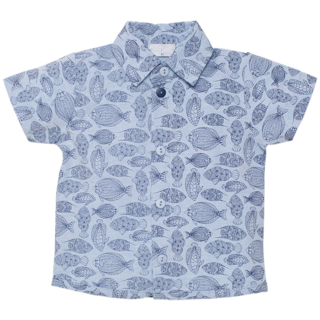 Boys Fish Shirt