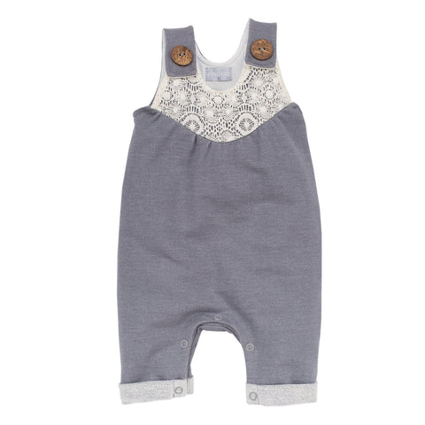 Grey Dungaree Colette