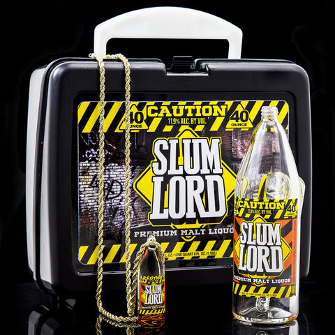 Lord x Slumgold 40oz Set With Pendant & Lunch Box