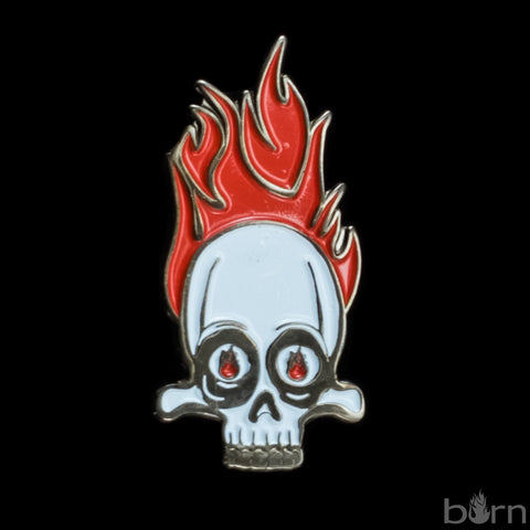 AKM x Burn pin By Trippy pins