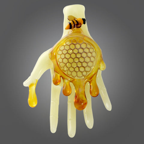 Joe P x RAM Honeycomb in Hand Pendant