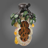 Glasshopper Murrine Hive UV Pendant