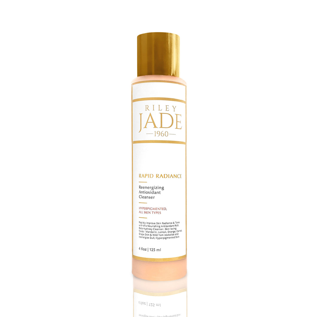 RAPID RADIANCE REENERGIZING BRIGHTENING CLEANSER