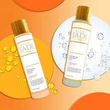 POWER DUO RAPID RADIANCE: EXFOLIATING CLEANSER + BRIGHTENING TONER
