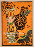IMG00541 Lil' Pumpkin Digital Digi Stamp