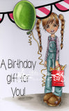 IMG00400 Birthday Wish Digital Digi Stamp