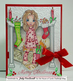 IMG00006 Christmas Chloe Digital Digi Stamp