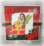 IMG00353 Christmas Gift Digital Digi Stamp