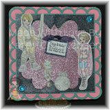 Cute As A Button Designs IMG00463 Princess Amilada Digital Digi Stamp