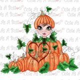 IMG00320 Pumpkin Patch Digital Digi Stamp