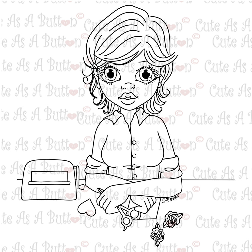 IMG00364 Love to Craft Digital Digi Stamp