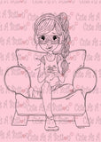 Cute As A Button Designs IMG00443 Amirayah Xbox Gamer Digital Digi Stamp