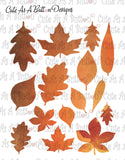 PL00004 Fall Fun Pocket Pal Letter KIT Instant Download