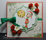 IMG00354 Deck the Halls Digital Digi Stamp