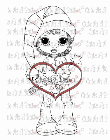 IMG00106 Oh ChristmasTree Digital Digi Stamp