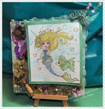 IMG00056 Mermaid Sophia Digital Digi stamp