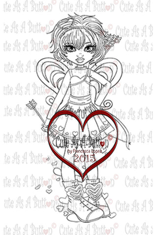 IMG00170 Cupid Digital Digi Stamp