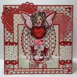 IMG00376 LOVE Fairy Digital Digi Stamp