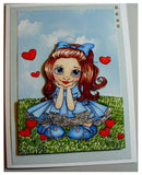 IMG00408 Love Is In the Air Digital Digi Stamp
