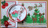 IMG00129 Christmas Ornament Digital Digi Stamp