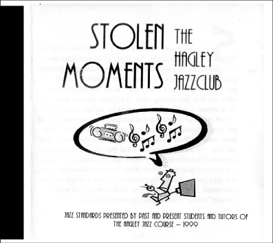 Hagley Jazz School CD - 1999