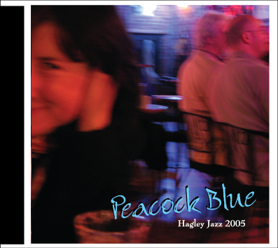 Hagley Jazz School CD - 2005