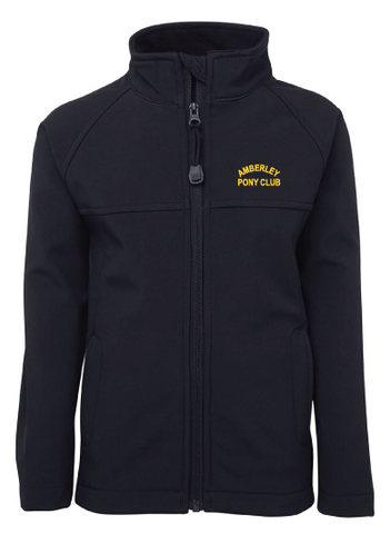 Amberley Pony Club Softshell Jacket