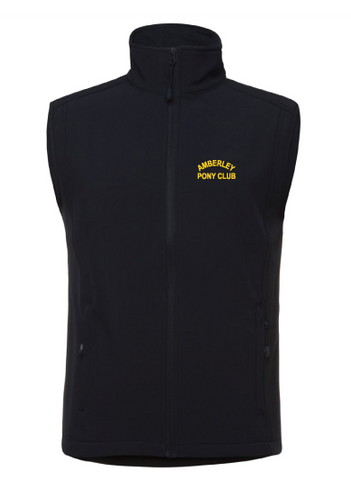 Amberley Pony Club Softshell Vest