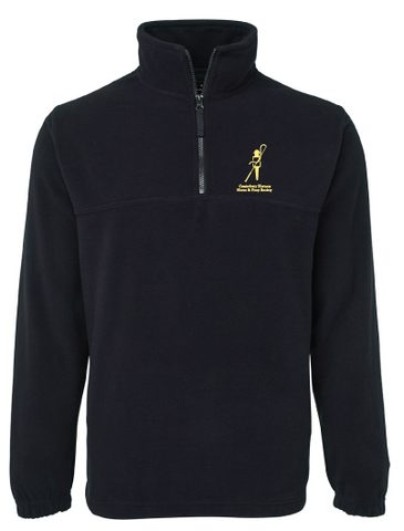 Canterbury Harness Horse Half-Zip Fleece
