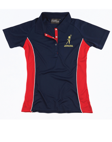 Canterbury Harness Horse Polo Shirt