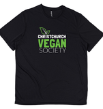 Christchurch Vegan Dri Tee - Vegan Society