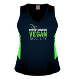 Christchurch Vegan Singlet - Vegan Society