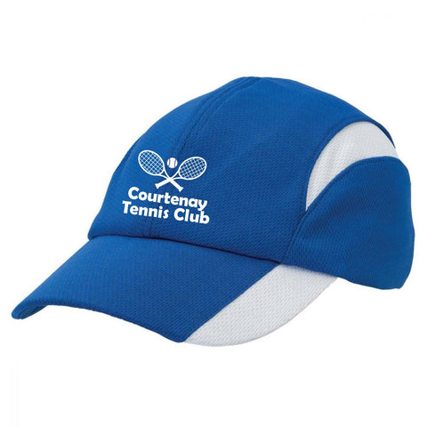 Courtenay Tennis Club Cap