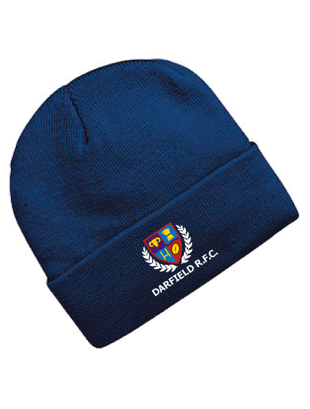 Darfield Rugby Beanie