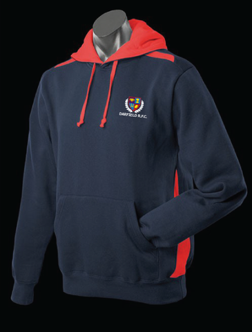 Darfield Rugby Pullover Hoodie
