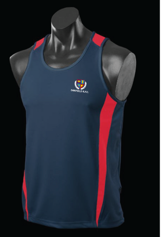 Darfield Rugby Singlet
