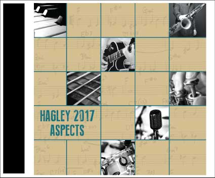 Hagley Jazz School CD - 2017