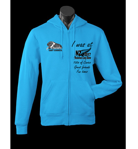 National Cavy Show 2017 Hoodie