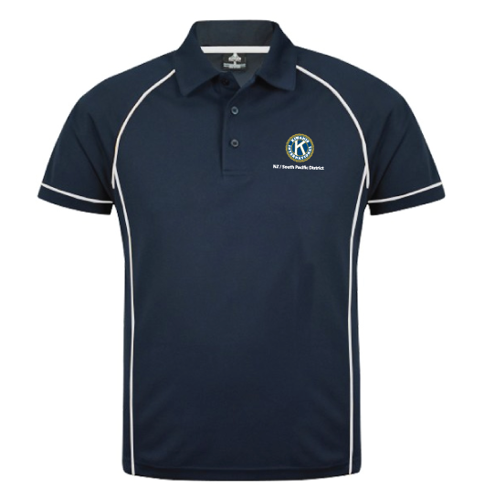 Kiwanis Polo Shirt