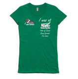 National Cavy Show 2017 Ladies Tee