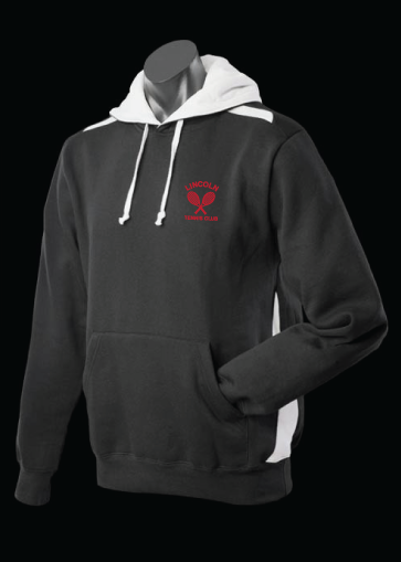 Lincoln Tennis Pullover Hoodie
