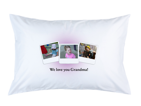 Photo Pillowcase - Polaroid